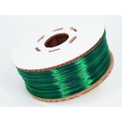PET-G - зелёный прозрачный...